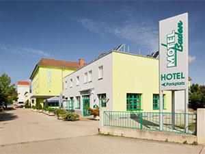 Logo Motel Baden Franz Scheuhammer