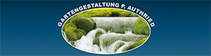 Logo Gartengestaltung P Authried