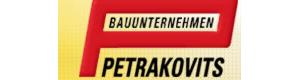 Logo PETRAKOVITS & GAAL Bau GmbH - BM Ing. Michael Gaal