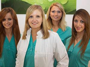Logo Dr. med. dent. Caroline Swiatek