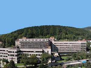 Logo Landeskrankenhaus Hochsteiermark Standort Leoben