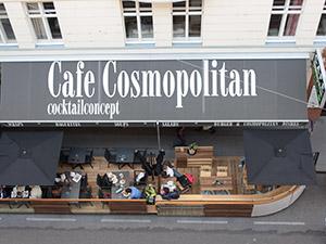 Logo Cafe Cosmopolitan