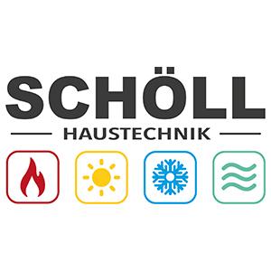 Logo SCHÖLL - Haustechnik & alternative Energie