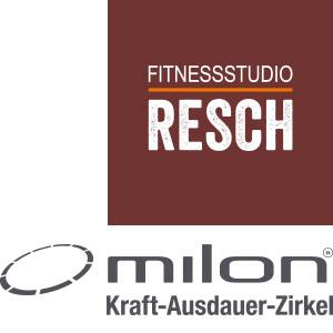 Logo Fitnessstudio Resch