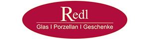 Logo Redl Glas - Porzellan