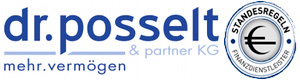 Logo Posselt Dr. & Partner KG mehr.vermögen