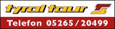 Werbung Autobus Tyroltours GmbH