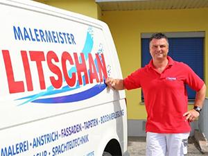 Logo Malermeister Heribert Litschan