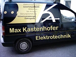 Logo Kastenhofer Max