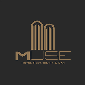 Logo Muse Hotel Restaurant Bar