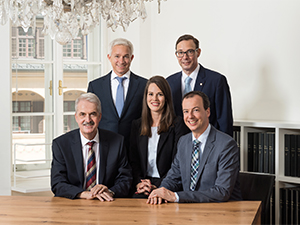 Logo Rechtsanwälte Dr Herbert Marschitz, Dr Peter Petzer, Mag Hannes Bodner, Dr Clemens Telser