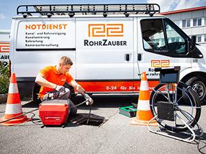 Logo Rohr Zauber GmbH