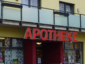 Logo Marien Apotheke Mag A. Grabner