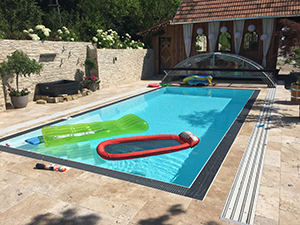 Logo Grabner Mario Pool