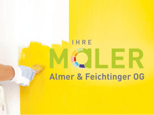 Logo Ihre Maler Almer-Feichtinger OG