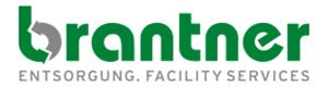 Logo BRANTNER ÖSTERREICH GmbH