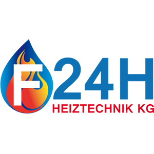 Logo F24h Heiztechnik KG