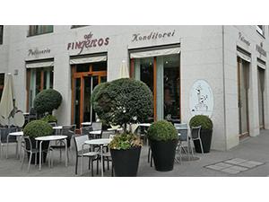 Logo Cafe Fingerlos J.M. Fingerlos