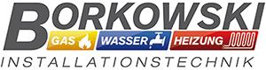 Logo Borkowski Installationstechnik e.U.