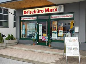 Logo Marx Reisen