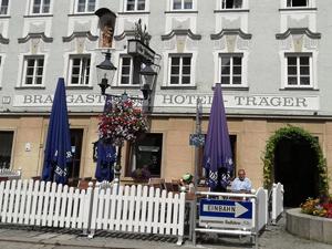 Logo Braugasthof & Hotel Träger