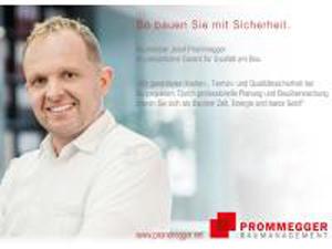 Logo Prommegger Baumanagement GmbH