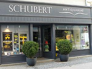 Logo Schubert Ludwig J G Sydys Buchhandlung GmbH Nfg KG