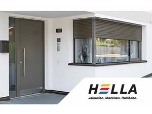 Logo HELLA Sonnen- und Wetterschutztechnik GmbH