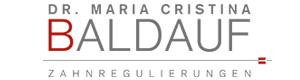 Logo Dr. Maria Cristina Baldauf
