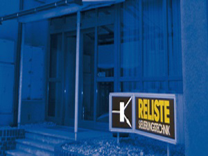 Logo RELISTE Ges.m.b.H.