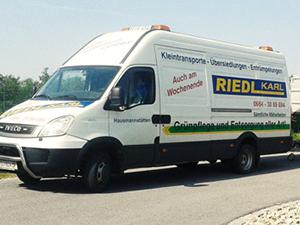 Logo Riedl Transporte