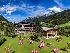 Logo Jagdhof Pfurtscheller GmbH - SPA-Hotel