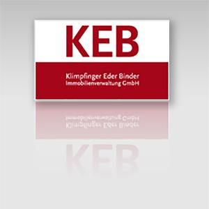 Zum Detaileintrag von KeB Immobilienverwaltung GmbH