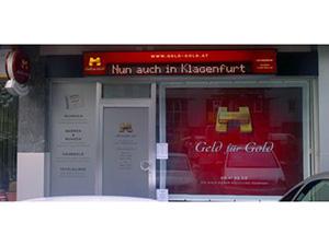Zum Detaileintrag von Höfinger-Gosireco GmbH - Geld für Gold