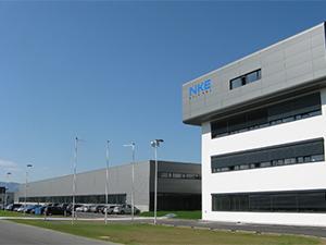Logo NKE Austria GmbH