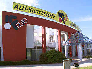 Logo RUPO METALLBAU Technik GmbH