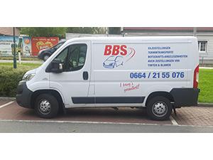 Logo BBS Guggenberger - Brigittes Botenservice & Eilzustellungen