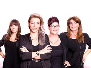 Logo Melanie Winkler Friseur Schönheit Wohlfühlen