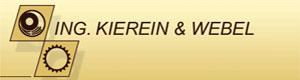 Logo Ing. Kierein & Webel GmbH & Co KG