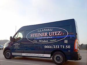 Logo Glaserei Steiner Uitz GmbH