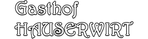 Logo Gasthof Hauserwirt