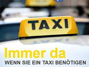 Logo Taxi Steiner KG - H & I Brutti