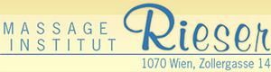 Logo Massageinstitut Rieser