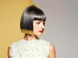 Logo Hairgott - Hairdresser of the Year - Gina Aichbauer