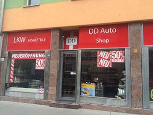 Logo DD Auto OG LKW & PKW Ersatzteile und Zubehör