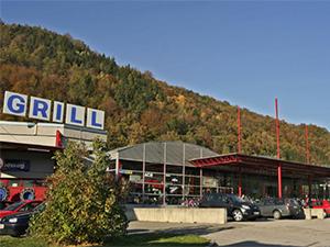 Logo Grill KG KG KFZ u. Industriebedarf - Filiale Kapfenberg