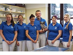 Logo König Christian Dipl-TA Dr u König Uschi Dipl-TA Dr - Praxis für Kleintiere