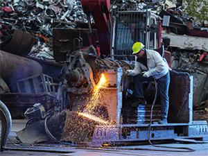 Logo Frank Metall Recycling und Handels-GmbH