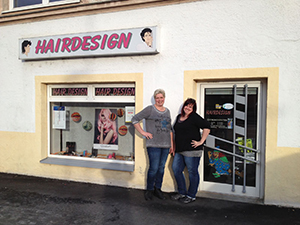 Logo Hair Design Frisiersalon