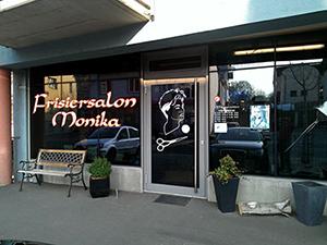 Logo Frisiersalon Monika